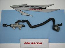 2005 2004 TRX 450R REAR BRAKE MASTER CYLINDER & RESIVOIR 450 R 04-14 HONDA OEM