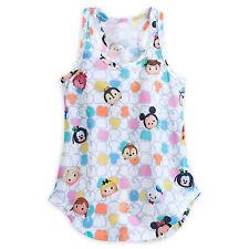 NEW Disney Store Tsum Tsum Character Scoop Neckline Tank Top for Women Small