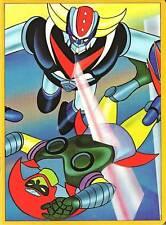 """""""GOLDRAKE"""" (ATLAS UFO ROBOT ACTARUS ALCOR VEGA) RARO QUADERNO MONDADORI (NUOVO)"""