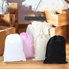 4 Colors Shoes Bag Travel Storage Pouch Drawstring Dust Non-woven Portable HL