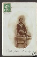 BERTEAUCOURT LES DAMES (80) ENFANT DU PAYS en 1911