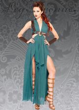 Womens Viking Warrior Maiden Costume