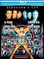 Any Given Sunday (Blu-ray Disc, 2009) Region A