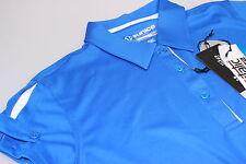 Sunice Funky Trendy Ladies Short Sleeved Golf Polo Shirt Bright Royal Blue M 12