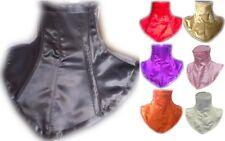 Sexxy Gothic cuello corsé halscorsage Neck collar corset raso con barritas de acero