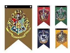 AU Halloween Harry Potter Gryffindor House Banner Flag Wall Hanging Stark Emblem
