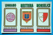 FIGURINA CALCIATORI PANINI 1978/79 SCUDETTO -SERIE-C2 n.568 NUOVA