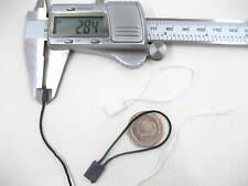 QUADRATO fine stringa del contrassegno lock fastener piccoli gioielli etichettatura tagging forniture