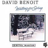 David Benoit - Waiting for Spring (CD, BMG, GRP) Peter Erskine, John Patitucci