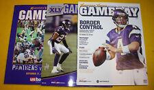 Minnesota Vikings Gameday Program Magazine | 2000 to 2009 | You Pick