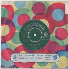 """John Barry - Walk Don't Run 7"""" Single 1960"""