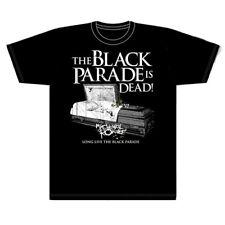 MY CHEMICAL ROMANCE Long Live The Black Parade SHIRT S-M-L-XL-2XL New Official