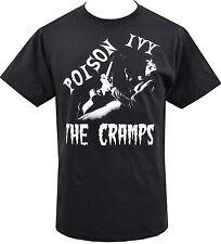 Camiseta Poison Ivy para hombre el interior calambres Psychobilly Garage horror Lux S-5XL