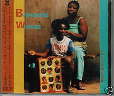 BERNARD WOMA Live At The Pito Bar balafon oop Jpn CD