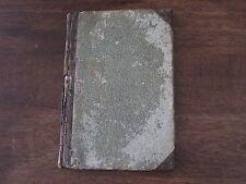 """La Batracomiomachia, Ossia La  Homer Poem """"Battle of the Frogs and Mice"""" 1806"""