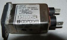 Corcom Emi Filter 2Amp 120/250Volt 50/60Hz 10Ef1F