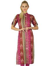 Bimba Cotton Kurta Ethnic Kurti Traditional Chic Formal Tunic-E11A