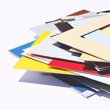 Premium Passepartouts in Museumsqualität - 34 Farben in allen Größen