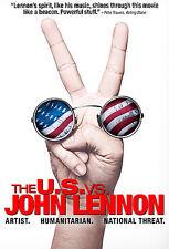 U.S. vs. John Lennon DVD BRAND NEW !!!FREE FIRST CLASS SHIPPING !!!!!