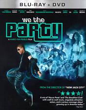 WE THE PARTY BLURAY & DVD SNOOP DOG MARIO VAN PEEBLES