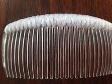 Satin Hair Pettine Per Fascinator con base, accessori per capelli fai da te
