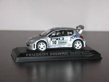 PEUGEOT 206 WRC TOUR DE CORSE 2000 1/43