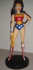 WARNER BROS WONDER WOMAN MAQUETTE MIB LOW #130 STATUE DC-Comics JUSTICE LEAGUE