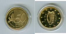 Irland  50 Cent PP/Proof  (Wählen Sie unter: 2006, 2007, 2009 und 2012)