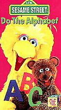 Sesame Street Do the Alphabet (VHS, 1996) The Muppets