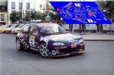 Calcas Peugeot 306 Maxi Rally Aviles 1997 2 1:32 1:43 1:24 1:18 decals