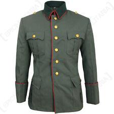 German Army Generals GABARDINE TUNIC - All Sizes - Uniform Jacket WW2 Repro New