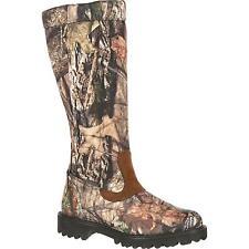 Rocky Mens Low Country Waterproof Snake Boot Mossy Oak Breakup Country RKS0232
