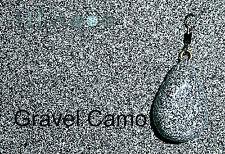 GRAVEL CAMO - Lead / Jig head coating powder - HLS carp fishing tackle [GRV]