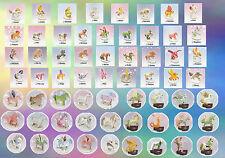 Bella Sara Miniature Collection Mini Flocked Velvety Horse Figure_Series 1-2-3-4