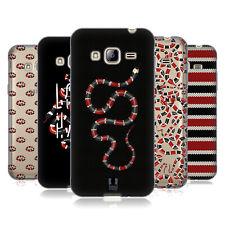 HEAD CASE DESIGNS CORAL SNAKES SOFT GEL CASE FOR SAMSUNG PHONES 3