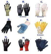 12 Paar Arbeitshandschuhe / Montagehandschuhe / Schutzhandschuhe in gr. Auswahl