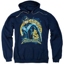Batman Nightwing Moon Mens Pullover Hoodie