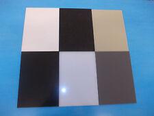 3 mm A4 Polypropylene co-polymer sheet 297 mm x 210 mm