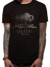 Official American Gods Buffalo T-Shirt Believe Black NEW S XL 2 XL