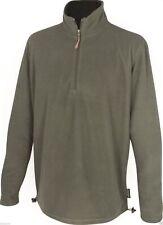 Jack Pyke Lightweight Fleece Top Warm Long Sleeve Hunting Clothing Fishing New
