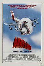 AIRPLANE! movie POSTER SNL Monty Python