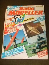 RADIO MODELLER - EURO SCALE CHAMPS - NOV 1987