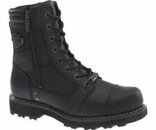 Harley-Davidson Men's BOXBURY Black Leather Boots D93370