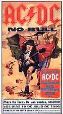 AC/DC - No Bull (Live Plaza De Toros De Las Ventas, Madrid) [VHS]