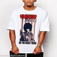 Angela Davis T-shirt, tank top, Black Panthers, power, Mandela, MlLK, Malcolm X