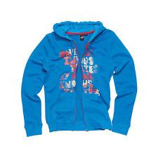ONE INDUSTRIES WOMENS WHATSOEVER ZIP HOODIE BLUE sweatshirt jumper motocross mx