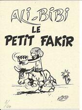 ex-libris ali bibi n&b