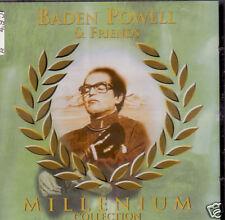 Baden Powell & Friends - Millenium Collection - OVP - CD