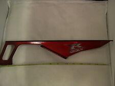 SUZUKI GSXR GSX-R    750   CHAIN GUARD RED   1996 - 1999