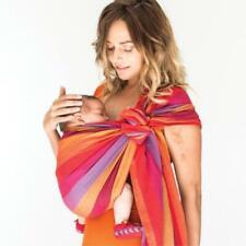 Hug A Bub Organic Traditional Mesh Ring Sling Carrier